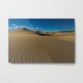 Killpecker Sand_Dunes I - Sweetwater_County, WY Metal Print
