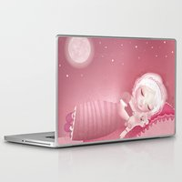 sleep Laptop & iPad Skins featuring Sleep by Diana_Amaral
