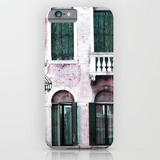 Green Shutters iPhone & iPod Case