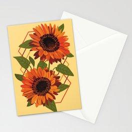 Venidium Orange Monarch of The Veldt Flower Stationery Cards
