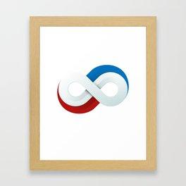 Infinite Bond Framed Art Print