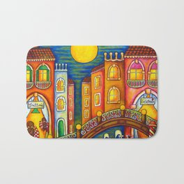 Venice Soiree Bath Mat