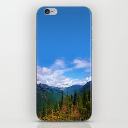 Northern Cascade Sky iPhone Skin