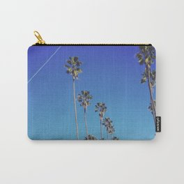 Beach streets Carry-All Pouch
