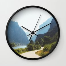 Hanging Lake Trailhead, CO Wall Clock