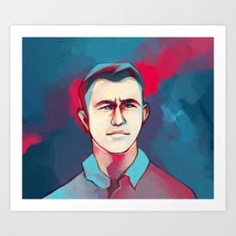 DON JON Art Print