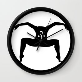 WorldofPendu Icon Wall Clock