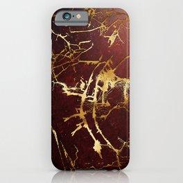 KINTSUGI  ::  Accept Fate iPhone Case