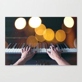 Synesthesia Canvas Print