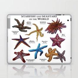 Starfish and Seastars of the World Laptop & iPad Skin