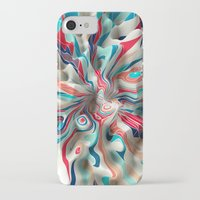 weird iPhone & iPod Cases featuring Weird Surface by Danny Ivan