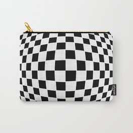 Tribute to Vasarely 5 -visual illusion- Carry-All Pouch