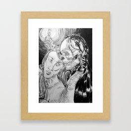 The Light of Truth Framed Art Print