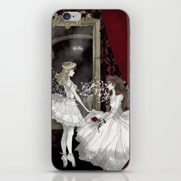 Angel of Music iPhone Skin