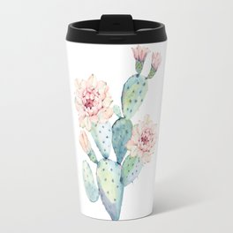The Prettiest Cactus Travel Mug