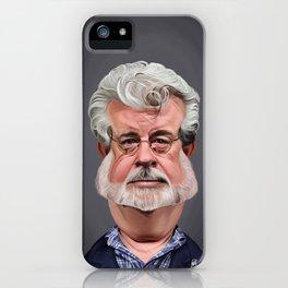 George Lucas iPhone Case