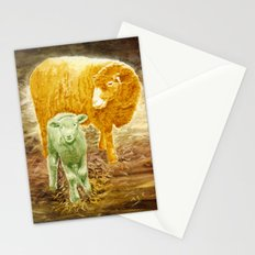 Anomoly Stationery Cards