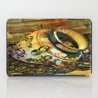 cracked iPad Cases featuring Cracked by BeachStudio
