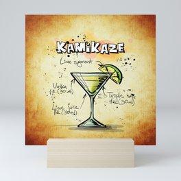 Kamikaze Mini Art Print