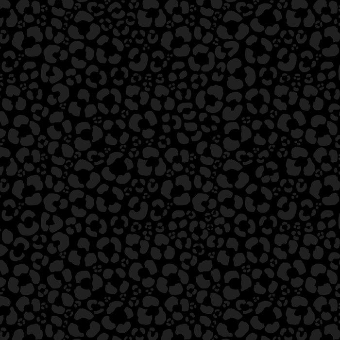 f85c2428acc4b Subtle Black Panther Leopard Print Leggings by thegrinningskull ...