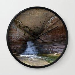 Buffalo River - Lost Valley Series, No. 11 Wall Clock