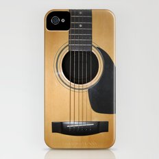Guitar iPhone (4, 4s) Slim Case