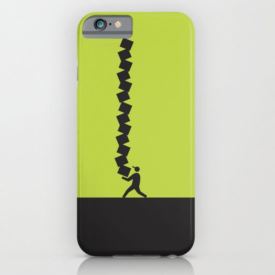 WTF? Cajas! iPhone & iPod Case