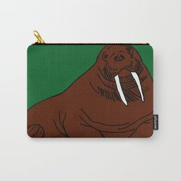 The august walrus Carry-All Pouch
