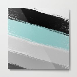 Cold winter , abstract Metal Print