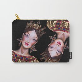 Queen Theodora Carry-All Pouch