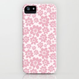 In the mood for pink iPhone Case