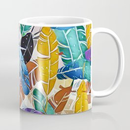 Fabulous Feathers Coffee Mug