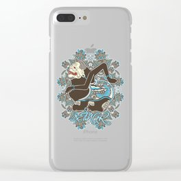 Semar The Java Guardian Clear iPhone Case