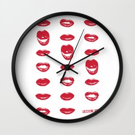 Suddenly I'm... Wall Clock