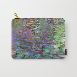Rainbow Pond Carry-All Pouch