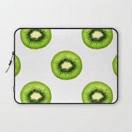 Kiwi Fruit Slice Laptop Sleeve