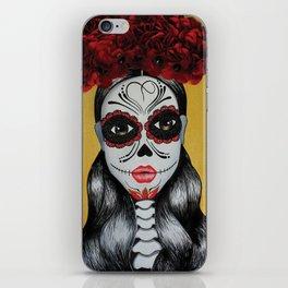 Tlazohtlaliztli (amor) iPhone Skin
