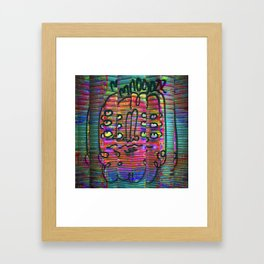 Magnification obscurity obviously zugzwangish. Framed Art Print