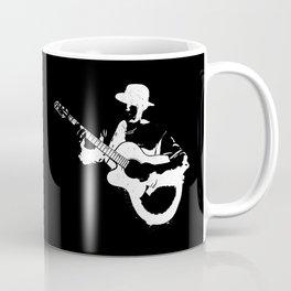 Musician playing Coffee Mug