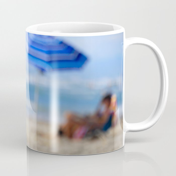Beach Rock Balance Coffee Mug