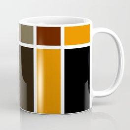 Mondrian #72 Coffee Mug