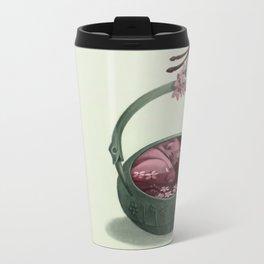Ophelia in a Teapot Travel Mug