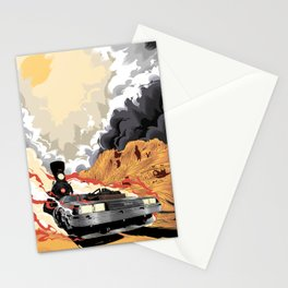 Back to the Future III (Three) Stationery Cards