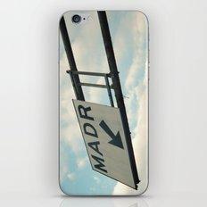 missing ID iPhone & iPod Skin
