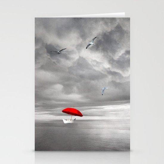 Ship ahoy Stationery Cards