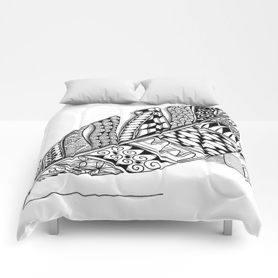 Writer Love Comforters