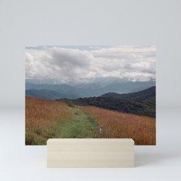 Max Patch Mini Art Print