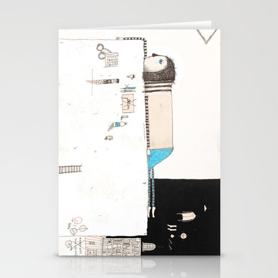 Forgive yourself and move on from your mistakes. Stationery Cards