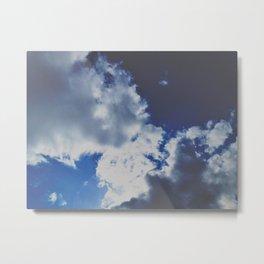 Skies. Metal Print