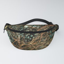 Cones and Needles Fanny Pack